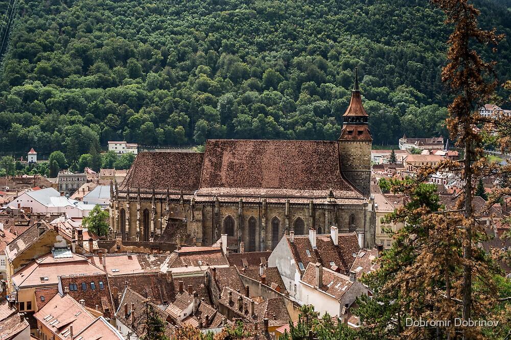 The Black church by Dobromir Dobrinov