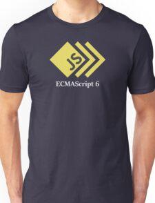 ECMAScript 6 (ES 6) Javascript T-shirt & Hoodie Unisex T-Shirt