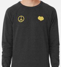Peace and Love - Josuke Lightweight Sweatshirt