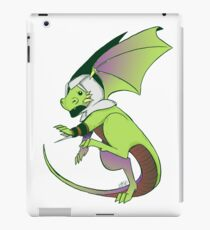 Altair, Dragon of Assassins Creed on White iPad Case/Skin