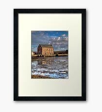Old Millhouse Yarmouth Framed Print