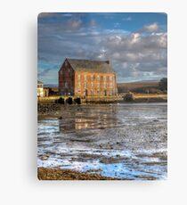 Old Millhouse Yarmouth Metal Print