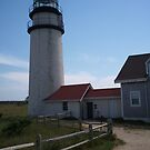 Cape light house by telley20