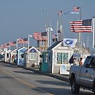 Provincetown pier by telley20