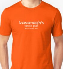 The Wire - Kavanagh's Irish Pub Unisex T-Shirt