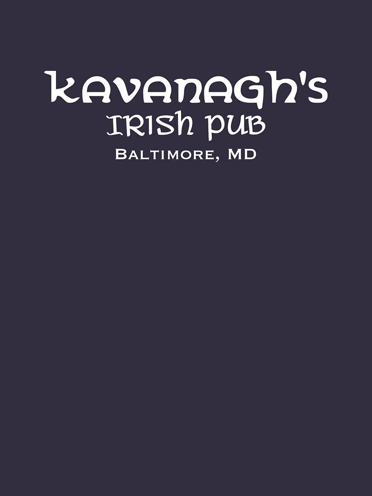 The Wire - Kavanagh's Irish Pub von lordbiro