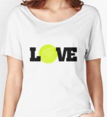 Tennis Love Women's Relaxed Fit T-Shirt