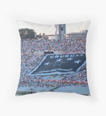 Uruguay- La Historia Debe Continuar Throw Pillow