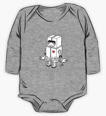 For today I am a robot One Piece - Long Sleeve