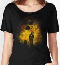 Wasteland Art Women's Relaxed Fit T-Shirt