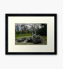 SMAUG. Framed Print