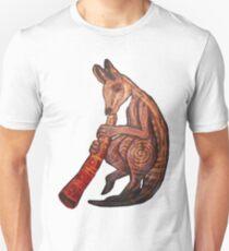 Didgeridoo Kangaroo T-Shirt