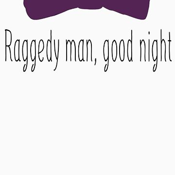 Ragedy man, good night. by ThisSpook