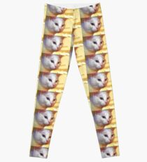 Character with texture Leggings