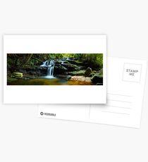 Leura Cascades, Blue Mountains, New South Wales, Australia Postcards