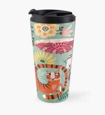 Tiger garden Travel Mug