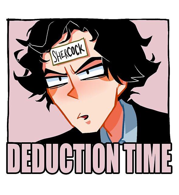 Deduction time by zukich