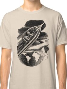 Trip to the Stars. Classic T-Shirt