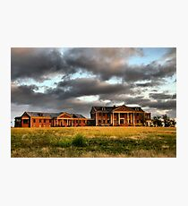 Woodmen Circle Home in Sherman, Texas, USA Photographic Print