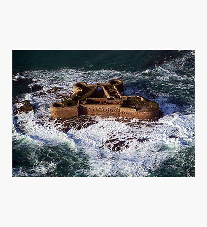 Huge Seas Photographic Print