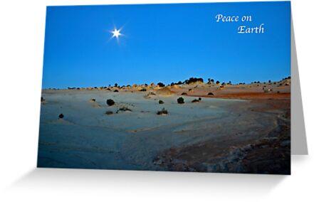 Peace on Earth by Robert Elliott