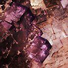Asteroid City (Fluorite) by Stephanie Bateman-Graham