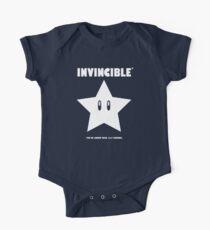 Invincible* (white) Kids Clothes