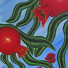 Pomegranate Dance by Guy Wann