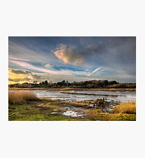 Over The Yar To Freshwater Photographic Print