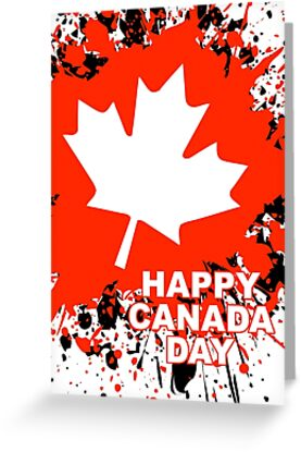 happy canada day by maydaze