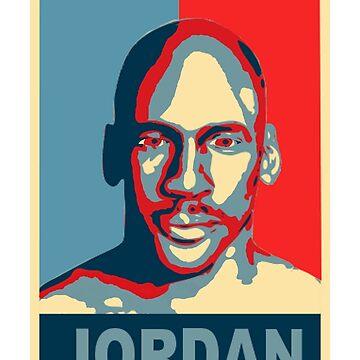 Michael Jordan by doucey