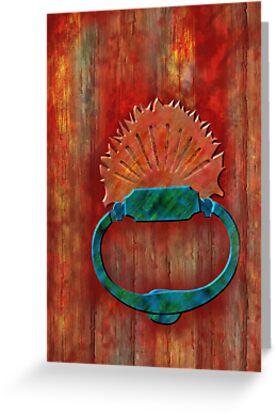 red door by sarandis