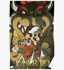 Super Mario: End Game Poster