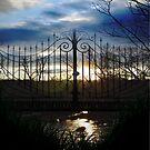 Sunset Gate by Cranemann