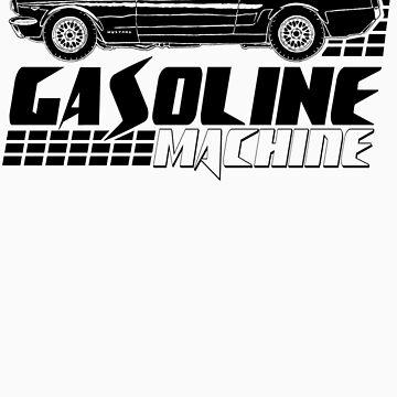 GASOLINE MACHINE by GASOLINESK00T