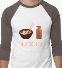 Udon Nomi Men's Baseball ¾ T-Shirt
