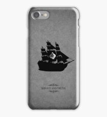 House Seaworth Minimalist iPhone Case/Skin