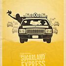 Steven Spielberg's THE SUGARLAND EXPRESS by Alain Bossuyt