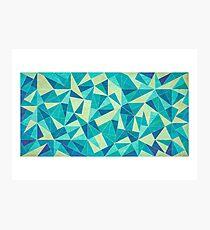 Pinwheel Tiling Photographic Print