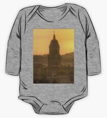 Cathedral of Malaga (HDR) One Piece - Long Sleeve
