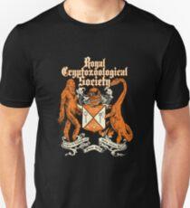 Royal Cryptozoological Society Slim Fit T-Shirt