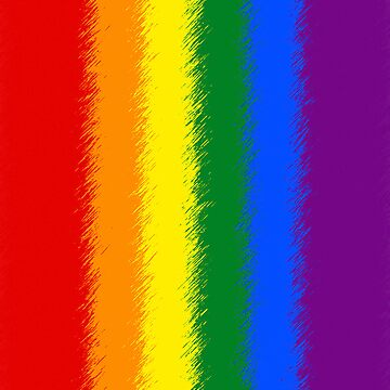 Smartphone Case - Rainbow Flag 6 by mpodger