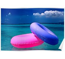 Floats-Puerto Rico Poster