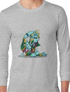 No, I'm the Real King! Long Sleeve T-Shirt