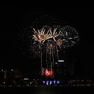 Perth Fireworks  by EOS20
