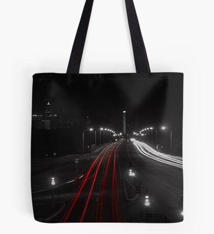 The Causeway - Perth Western Australia Tote Bag