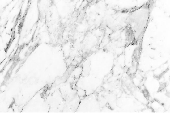 Quot White Marble Print Quot Photographic Print By Emrapper