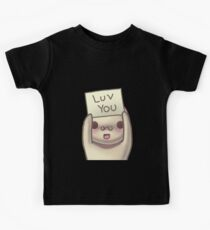 Luv You Kids Tee