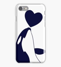 Love Orcas iPhone Case/Skin