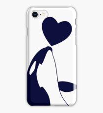Love Orcas iPhone Case/Skin